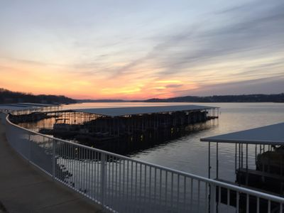 Photo for New Condo On Island In Lake Of The Ozarks With Private Boat Slip Available.