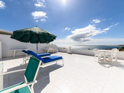 Photo for Promising accommodation close to the beach with large terrace!
