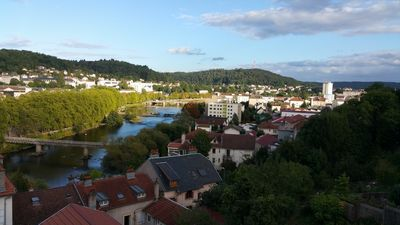 Photo for Epinal, apartment, furnished cottage with stunning views