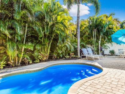 Photo for GORGEOUS Newly Renovated w/Pvt. Pool, Walk to Beach w/Beach Gear! Start $1190/wk