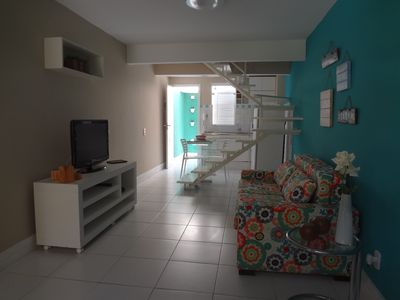 Photo for House in Geribá 500 meters from the Beach - Right Corner - Ideal Families