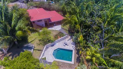 Photo for Spectacular Rainforest Views, Beach Access, Swimming Pool