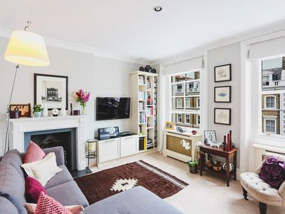 Photo for Immaculate 2 bedroom 2 bath apartment in Onslow Gardens South Kensington London.