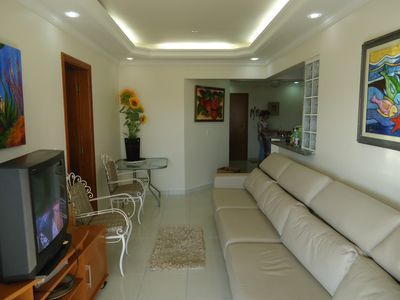 Photo for 1BR Apartment Vacation Rental in praia grande, são paulo