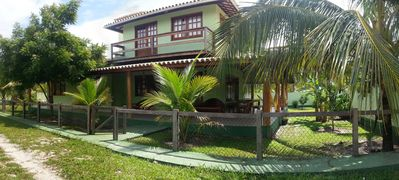Photo for Exceptional house Barra de Serinhaem, sleeps up to 16 people near the beach