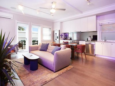 Photo for Chic 2 Bedroom Apartment In The Heart Of Bondi