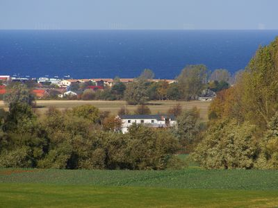 Photo for Kühlungsborn holiday resort Mira Belle with pool and Baltic Sea view