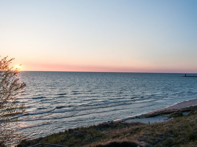 Photo for Lakefront Home for 12 on South Haven's South Side, Private Beach