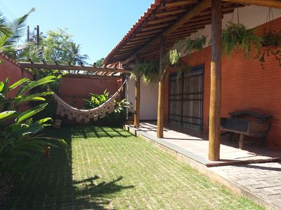 Photo for Comfortable house with excellent location one block from the waterfront of Itagua
