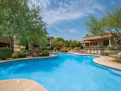 Photo for **Lux townhome in Tesoro at Grayhawk - WALK to golf/grocery/coffee/restaurants!!