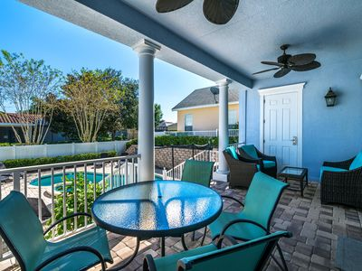 Photo for Remarkable Pool Home Mins From Disney Sleeps 14. 7516