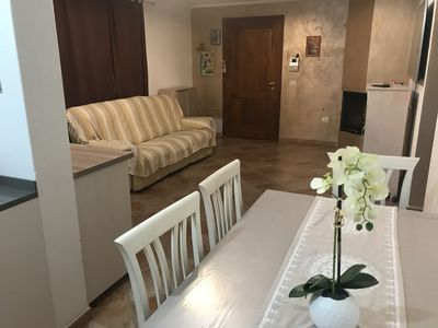 Photo for Apartment quiet area private parking 10 minutes from the most beautiful beaches of Sardinia.