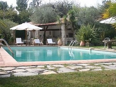 Photo for Provencal House, Private Pool, Sea View