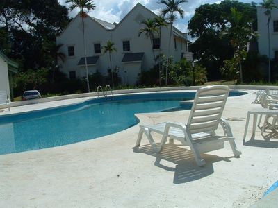 Photo for Spacious,  modern 3 bed 2 1/2 bathroom townhouse. Safe,  gated c