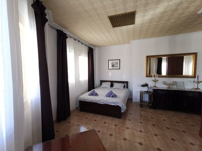 Photo for SPACIOUS APARTMENT NEXT TO SEA. MALAGA, EL PALO.