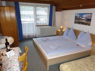 Photo for Double room with fl. Water (1-3P) - Mühlhof, guesthouse