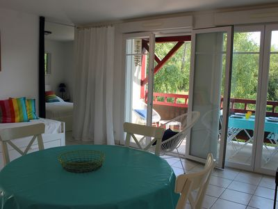 Photo for COZY AND NATURE APARTMENT IN THE HEART OF THE BASIN