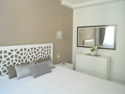 Photo for Apartment Cannes golden square between the palace of the festival and the train station