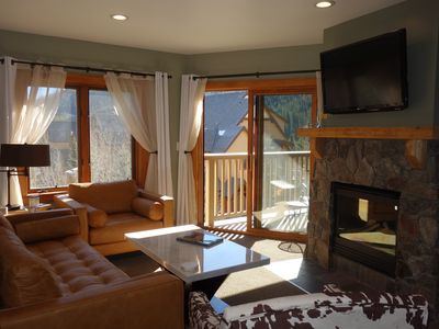 Photo for Mountain Chic Condo - Steps to Keystone Gondola & River Run Village (BCA-74757)
