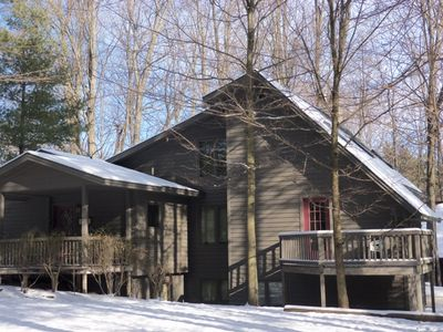 Photo for 4BR Chalet Vacation Rental in Thompsonville, Michigan