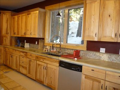 Photo for 3BR Cabin Vacation Rental in Truckee, California
