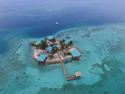 Photo for Entire Island Rental - Private Caribbean Belize Caye 28 guests