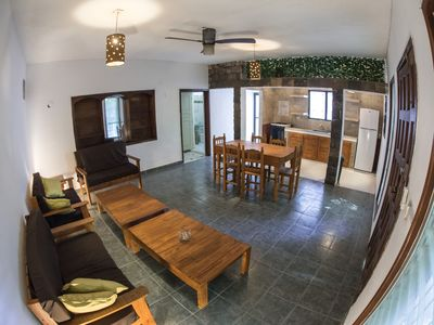 Photo for Natural Comfy House - Playa del Carmen Center 6 blocks from beach