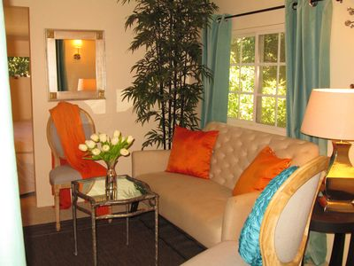 Photo for - Intimate Luxury... Minutes From Malibu Beach in a Beautiful Park-like Setting-