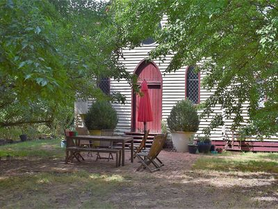 Photo for Blue Gum Chapel - Private and Peaceful in Stanley