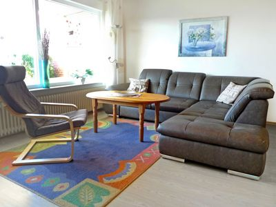 Photo for Vacation home Albatross in Norddeich - 5 persons, 3 bedrooms