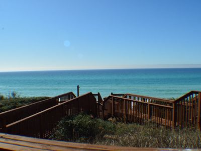 Photo for Pet Friendly, Amazing Gulf Front Townhome in Seacrest