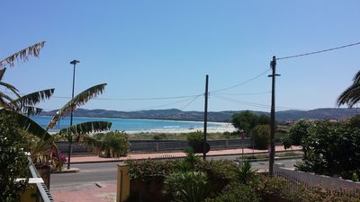 Photo for Holiday homes 10 meters from the beach of La Caletta