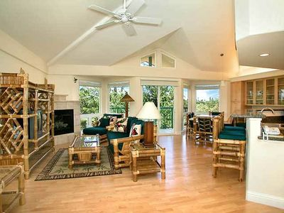 Photo for Luxury Townhouse on Prince Golf Course-Cozy Hawaiian Escape