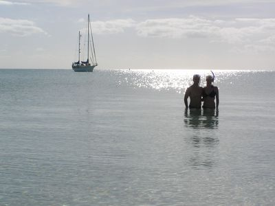 Photo for Come Sail Windward In The Crystal Clear Waters Of The Bahamas !