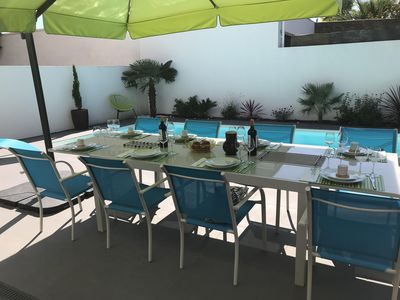 Nice Villa 120 M2 With Swimming Pool For 8 To 10 People 800 M From
