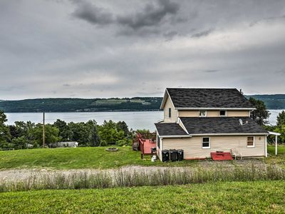 Photo for NEW! Home w/Deck Walk to Seneca Lake & Downtown!