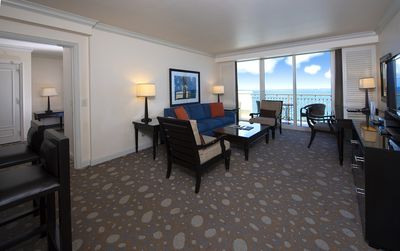 Photo for The Atlantic Hotel and Spa - 2 Bedroom Oceanfront Suite