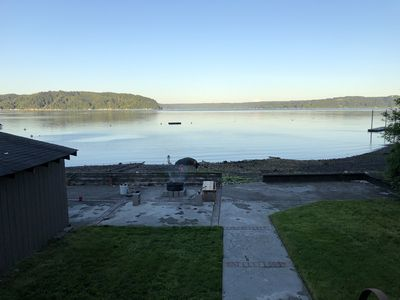 Photo for Cozy Cottage on Hood Canal with Mt Ranier View