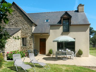 Photo for Vacation home Le Petit Maitre (LET300) in Le Tronchet - 6 persons, 4 bedrooms