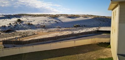 Photo for T3 Biscarrosse Plage Sud, facing the dunes with parking and swimming pool
