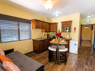 Photo for 1BR Apartment Vacation Rental in Placencia, Stann Creek District