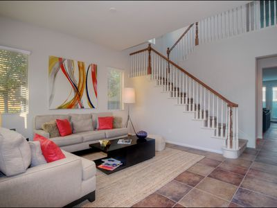 Photo for AMAZING EXECUTIVE HOME, WALKING DISTANCE TO OTAY RANCH MALL WIFI AND MUCH MORE!