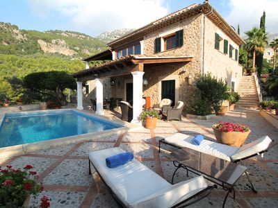 Photo for With An Astonishing Sea View and optional Heated Pool .
