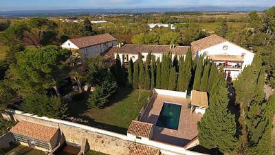 Photo for Self catering Domaine de Poulharies for 12 people