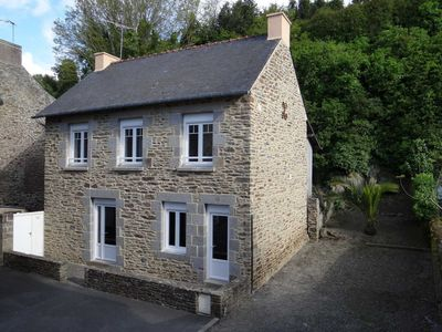 Photo for CANCALE INDEPENDENT HOUSE ON THE PORT 9 PERS MAX
