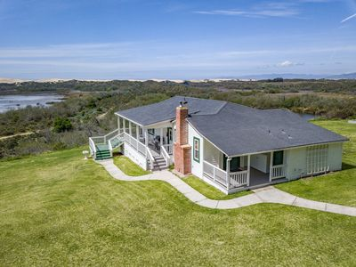 Photo for The Chalet & Cliff House: Private 5BR Estate on Peaceful 1,700-Acre Ranch
