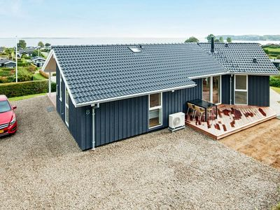 Photo for Pleasant Holiday Home in Hejls with Ocean-view