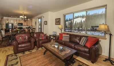 Photo for Stay downtown in our Trailhead Lodges home, hot tub and pool!