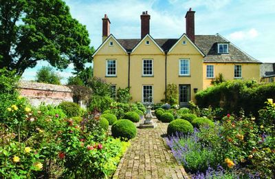 Photo for A Grade II listed building, Forthampton Court is a luxury holiday cottage with history.