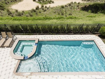 Photo for At Last You and Your Family can Rent a Luxury Villa on Reunion Resort and Spa with a Private Pool, Orlando Villa 1365